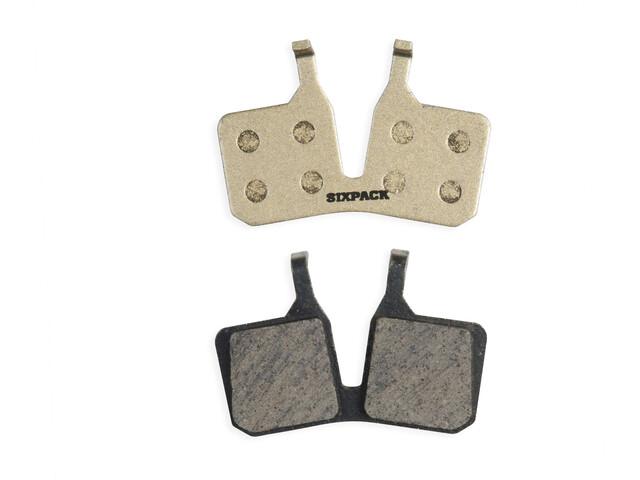 Sixpack Magura MT5 (4 pistons) Garnitures de frein